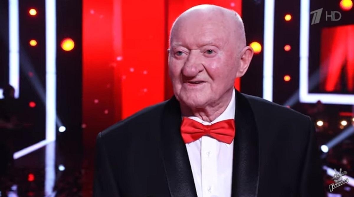 Чистая победа: 97-летний ветеран ВОВ выиграл в шоу «Голос 60+»