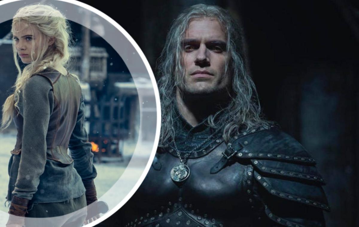 Создатели «Ведьмака» заинтриговали описанием 2 сезона и кадрами с Цири