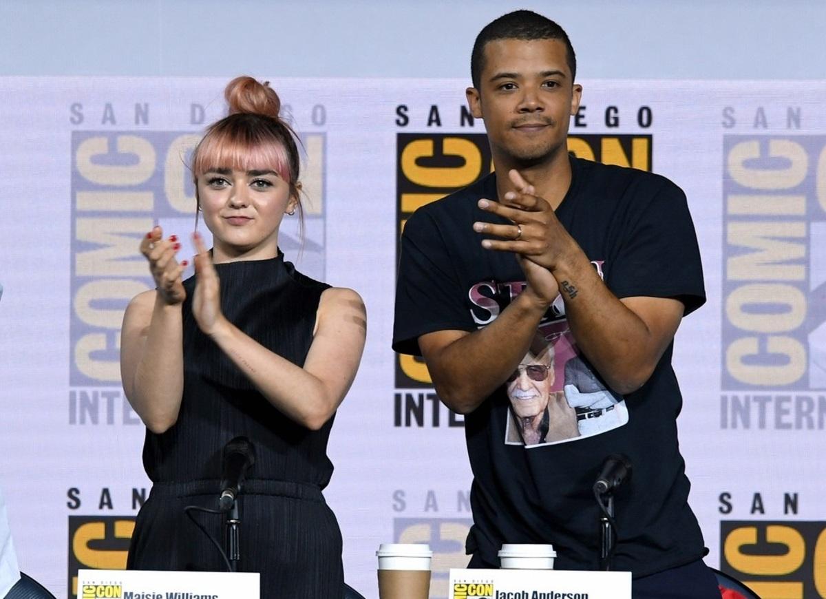 В последний раз: звезды «Игры престолов» на Comic-Con 2019 в Сан-Диего