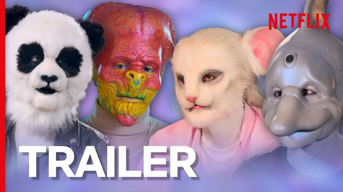 Дьявол флиртует, панда хочет детей: самое сумасшедшее секси-шоу выходит на Netflix