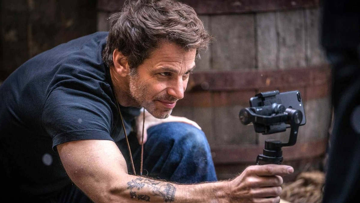 HBO Max выпустил пятиминутную короткометражку о съемках «Лиги справедливости» Зака Снайдера