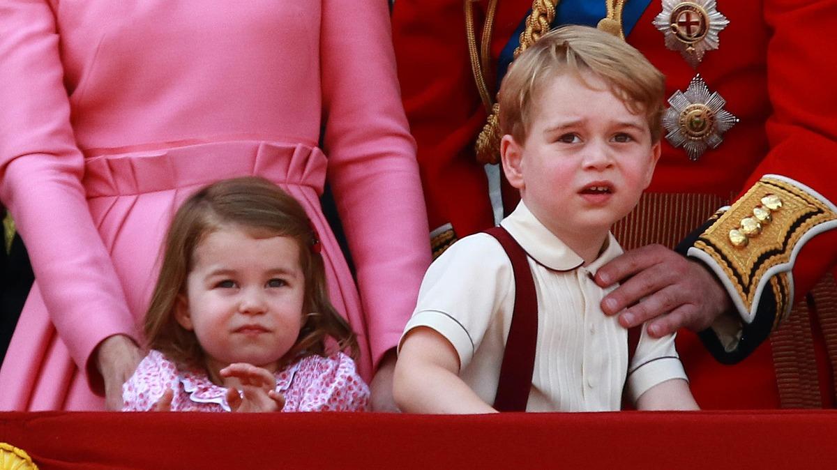 Модник с пеленок: как старший сын Кейт и Уильяма стал иконой детского стиля
