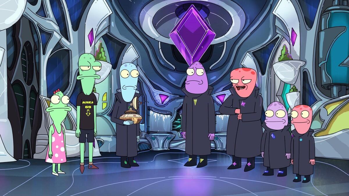 «Обратная сторона Земли»: сериал от создателя «Рика и Морти» продлили на 4 сезон