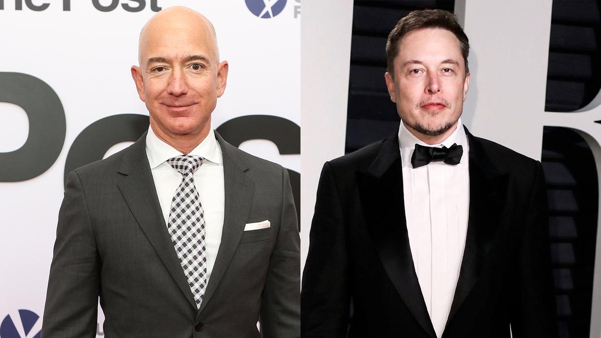У богатых свои причуды: Маск изощренно поиздевался над экс-главой Amazon