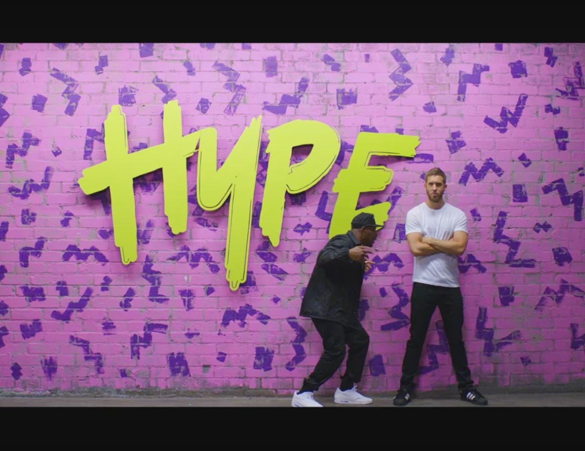 Келвин Харрис и Диззи Раскал представили новый клип Hype