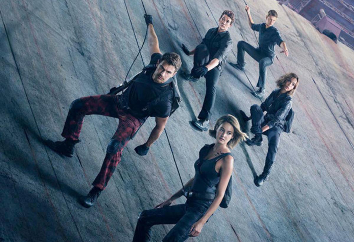 «Дивергент, глава 3: За стеной» - новый трейлер и постеры