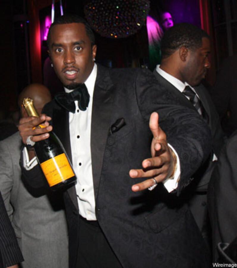 P.Diddy хочет выступить на королевской свадьбе