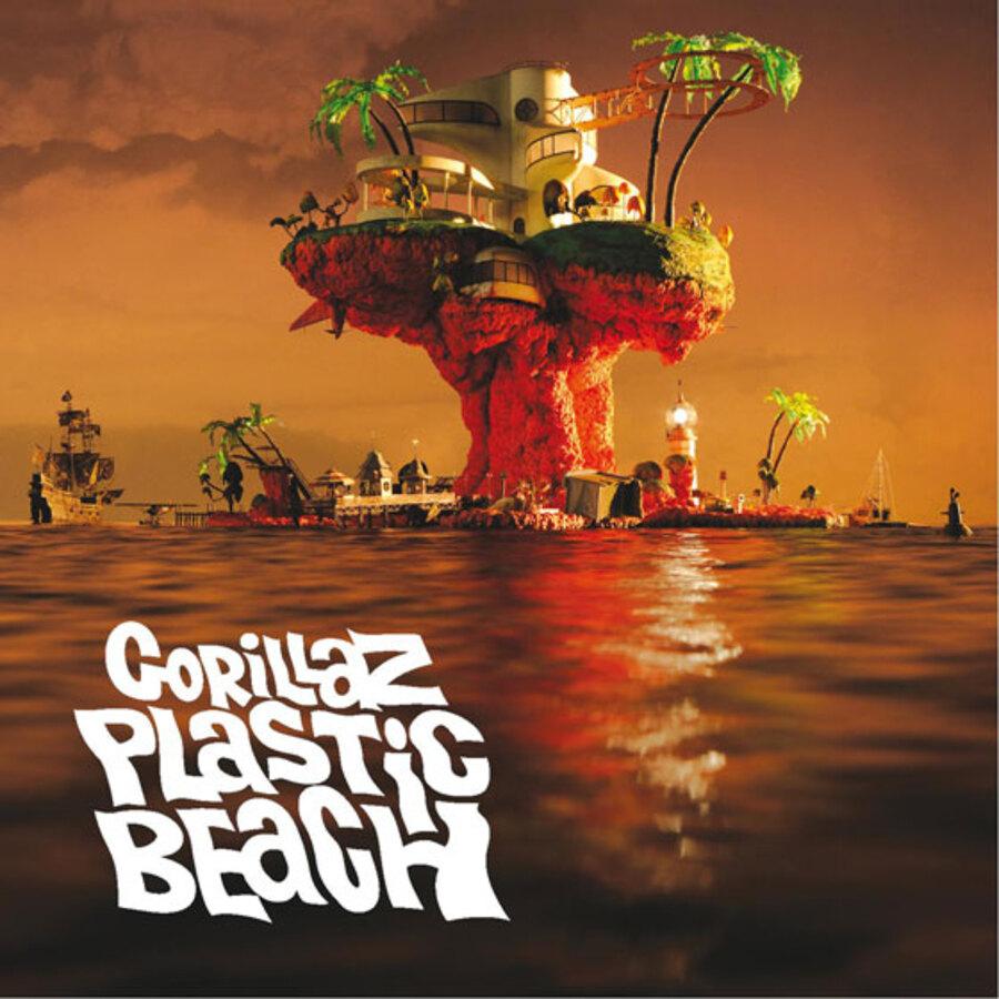 Новый клип группы Gorillaz feat. Snoop Dogg - Welcome to the World of the Plastic Beach