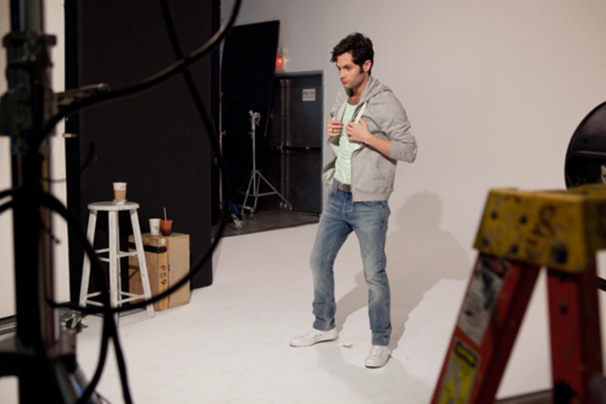За кулисами съемок H&M «Мода против СПИДа»