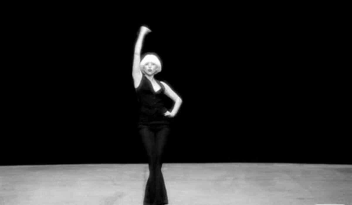 Кадры из нового клипа Lady Gaga - Alejandro