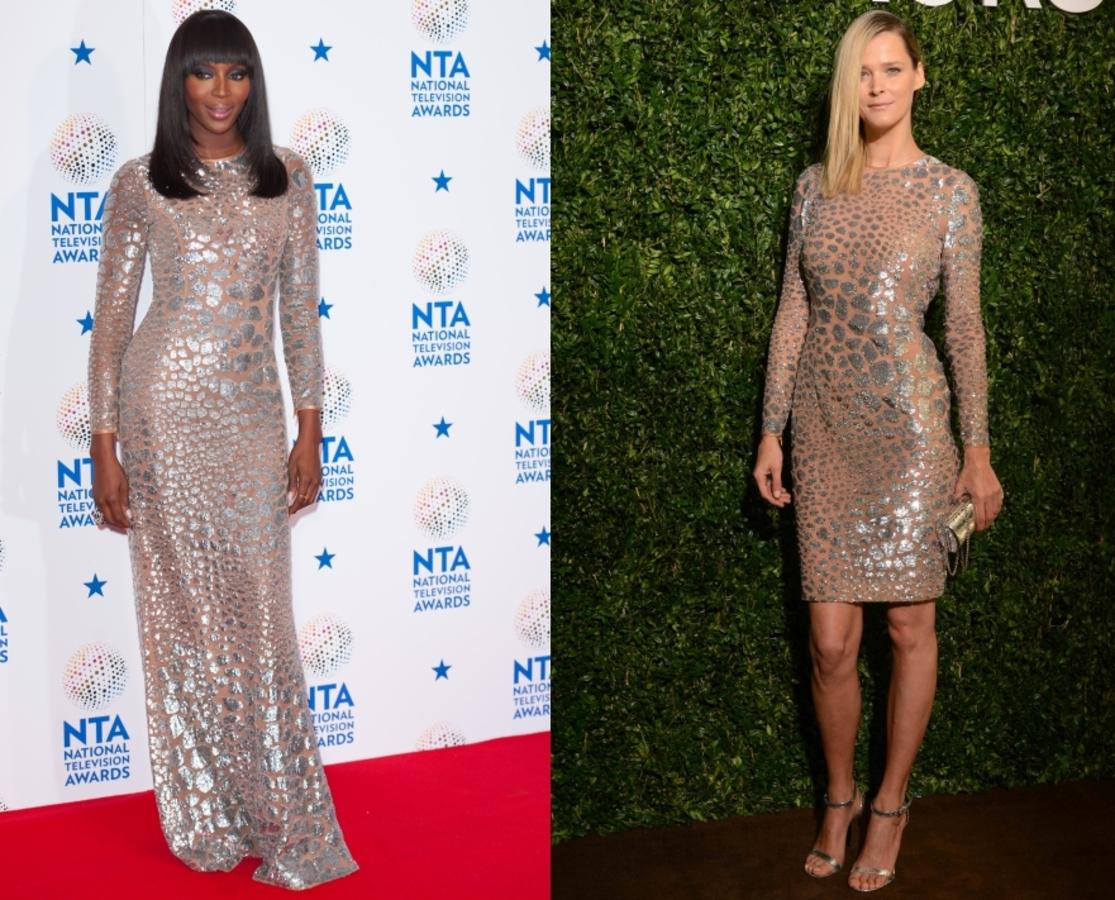 Fashion battle: Наоми Кэмпбелл и Кармен Касс
