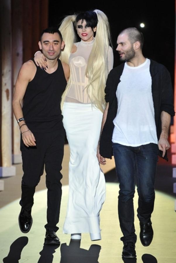 Lady Gaga станет fashion-иконой