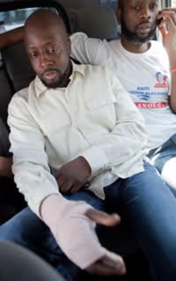 Wyclef Jean солгал в ходе предвыборной гонки