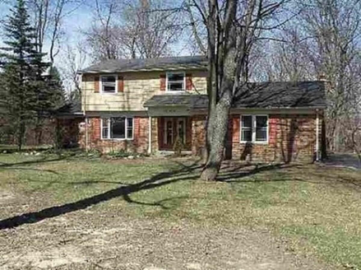 Продается дом, где выросла Мадонна