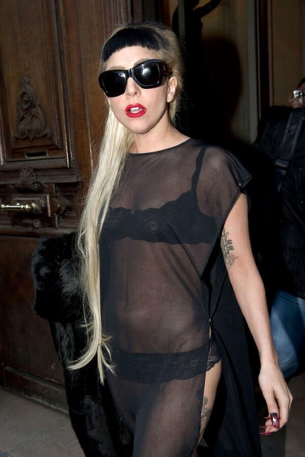 Lady Gaga против Baby Gaga