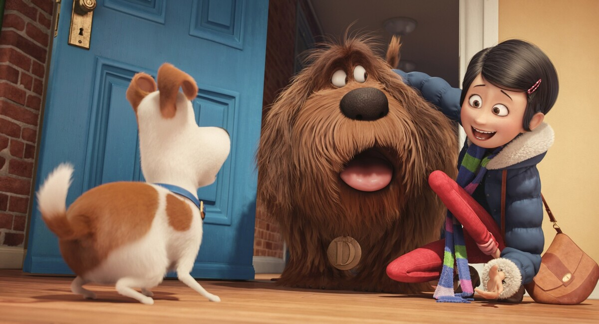 «Тайная жизнь домашних животных» и еще 5 фильмов, которые стоит посмотреть в эти выхоные