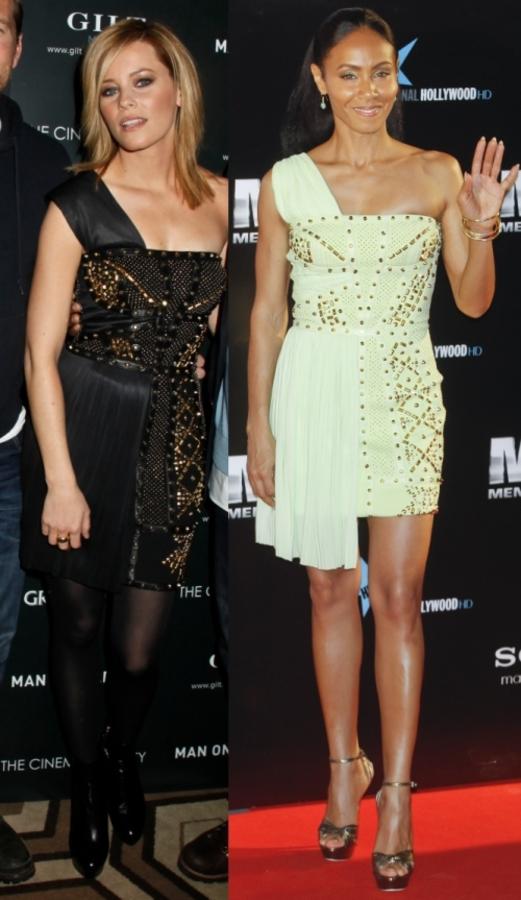Fashion battle: Элизабет Бэнкс и Джада Пинкетт Смит
