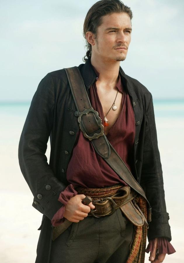 Орландо Блум скучает по «Пиратам Карибского моря»