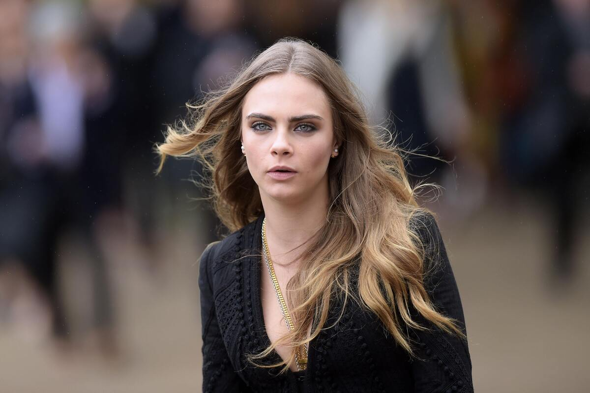 Кара Делевинь призналась, что хотела совершить суицид