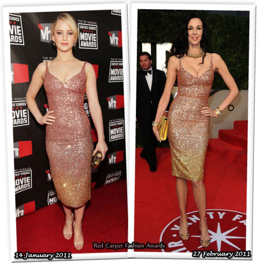 Fashion Battle: Дженнифер Лоуренс и Лорен Скотт