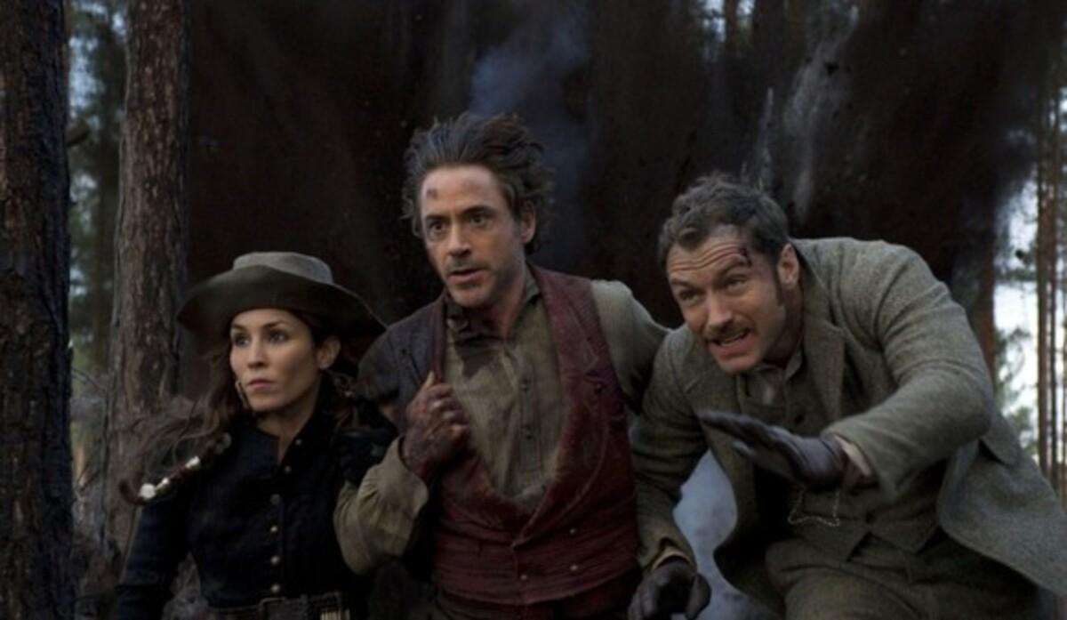Сиквел «Шерлока Холмса» получил новое название