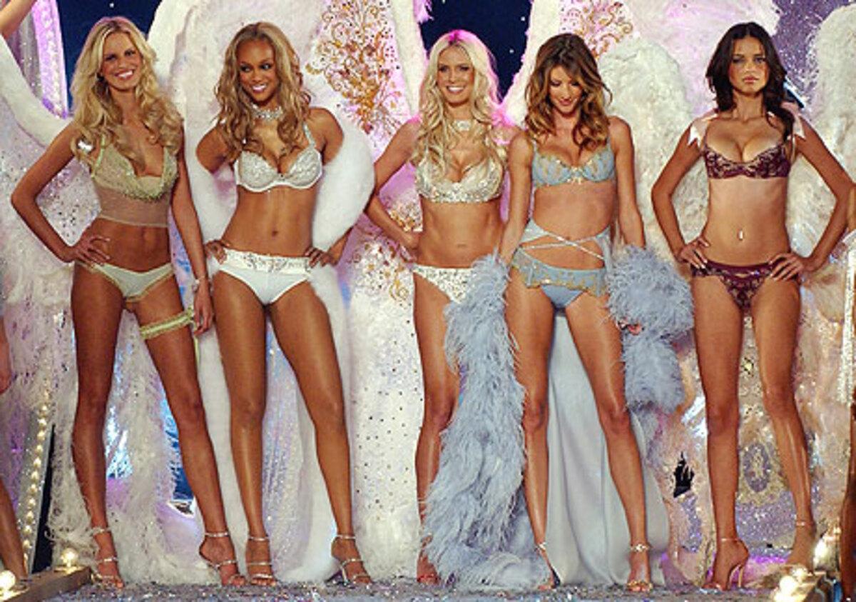 Видео: кастинг Victoria's Secret