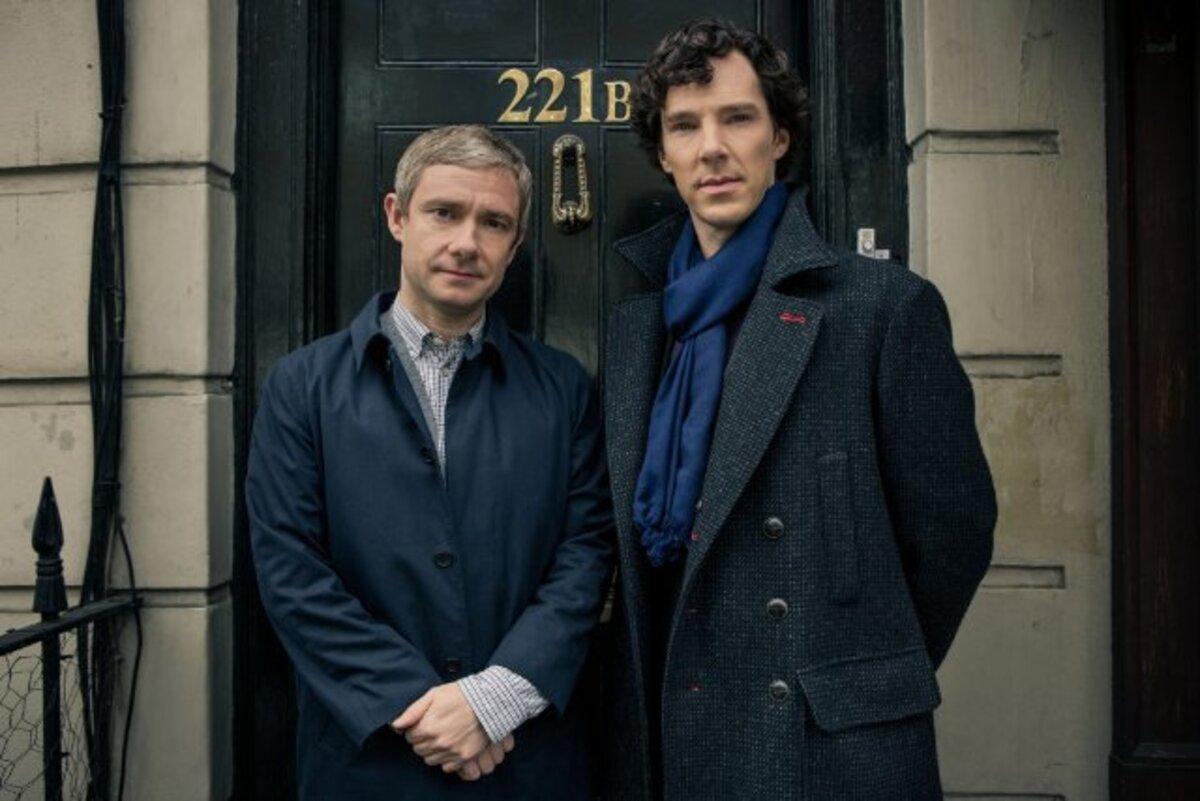 Бенедикт Камбербэтч не мог решиться сыграть Шерлока