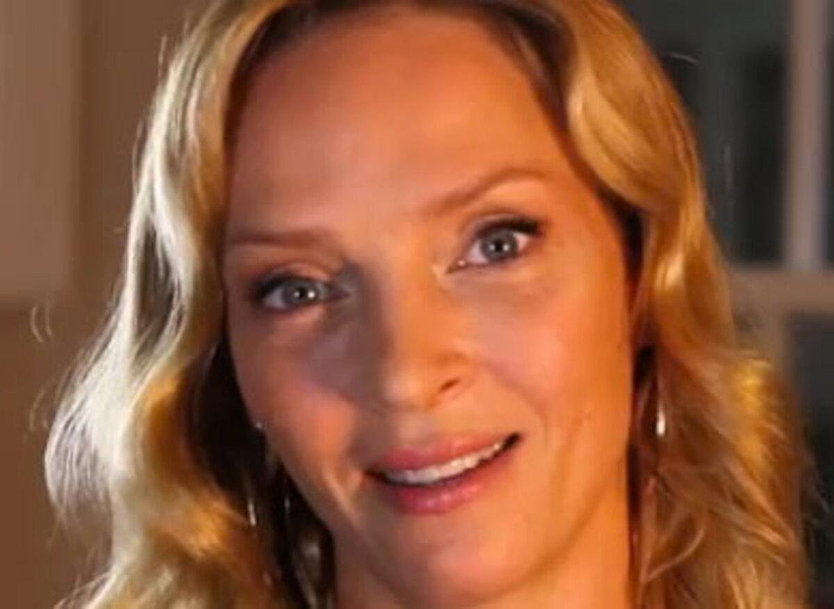 Видео: Ума Турман в социальной рекламе