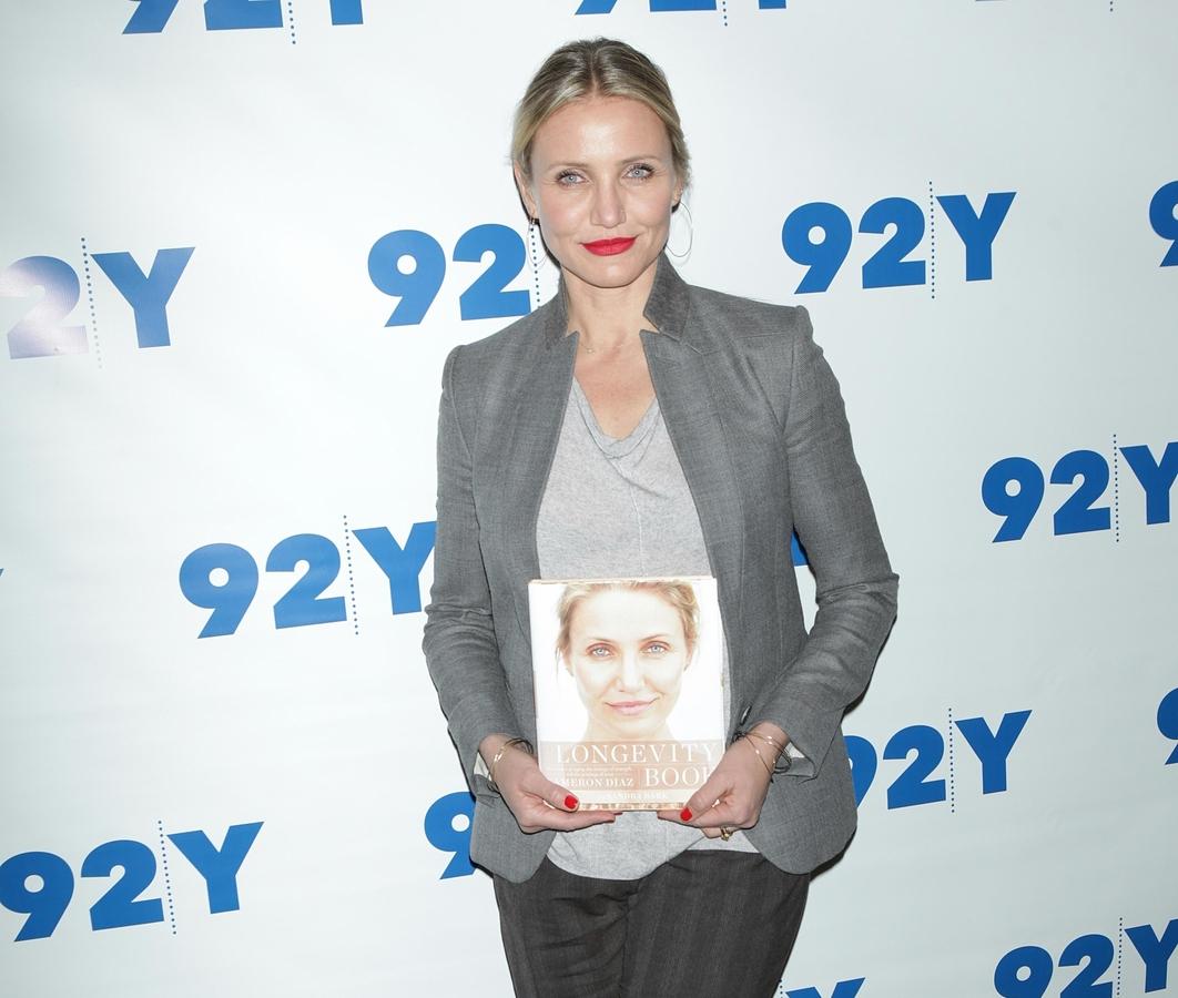 Камерон Диаз рассказал о возрасте: «Нет секрета, позволяющего  красиво стареть»