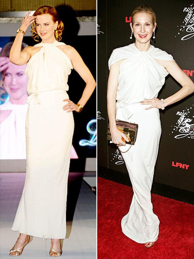 Fashion Battle: Николь Кидман и Келли Разерфорд