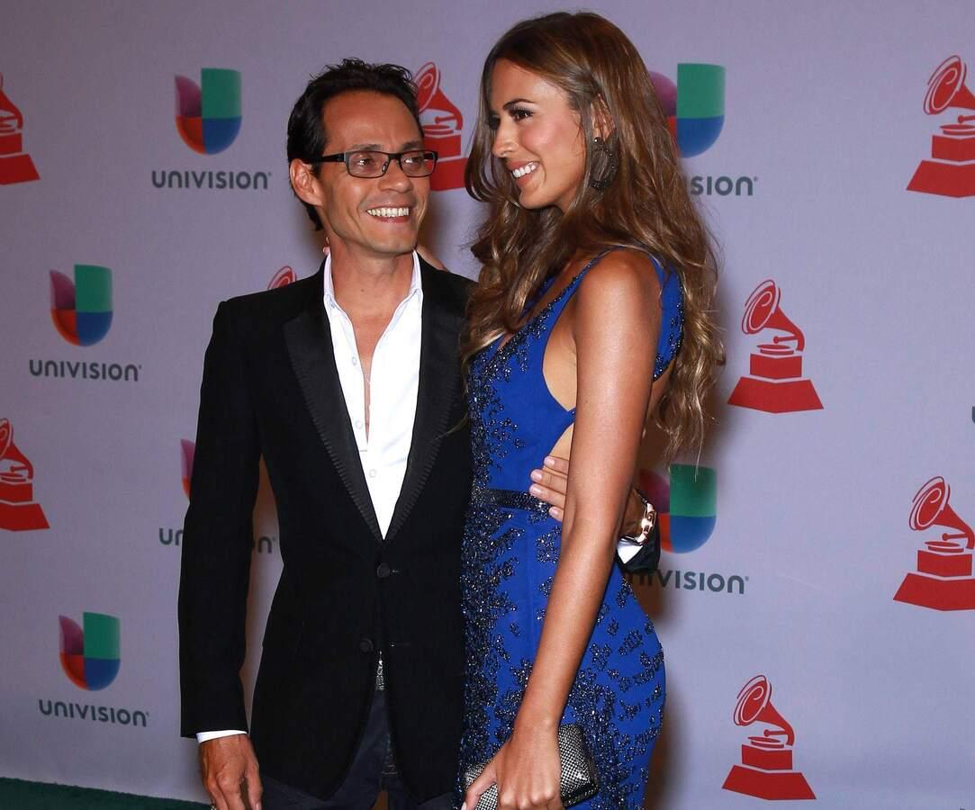 Звезды на церемонии Latin Grammy 2014