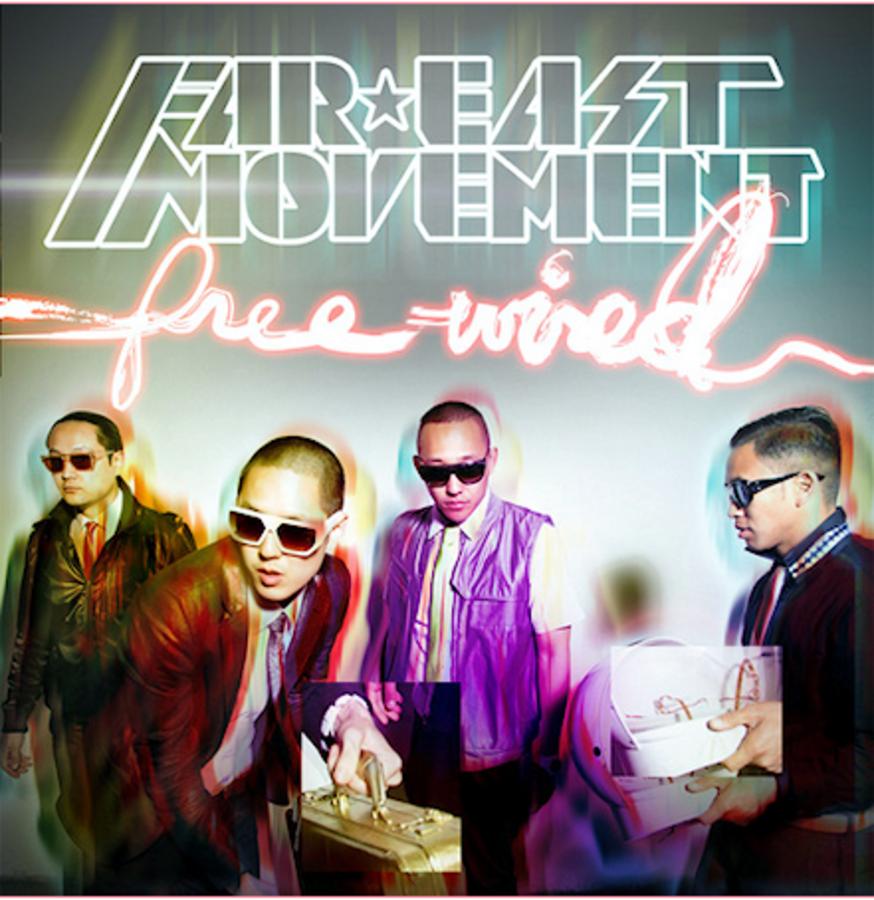Клип Far East Movement feat. Ryan Tedder  - Rocketeer