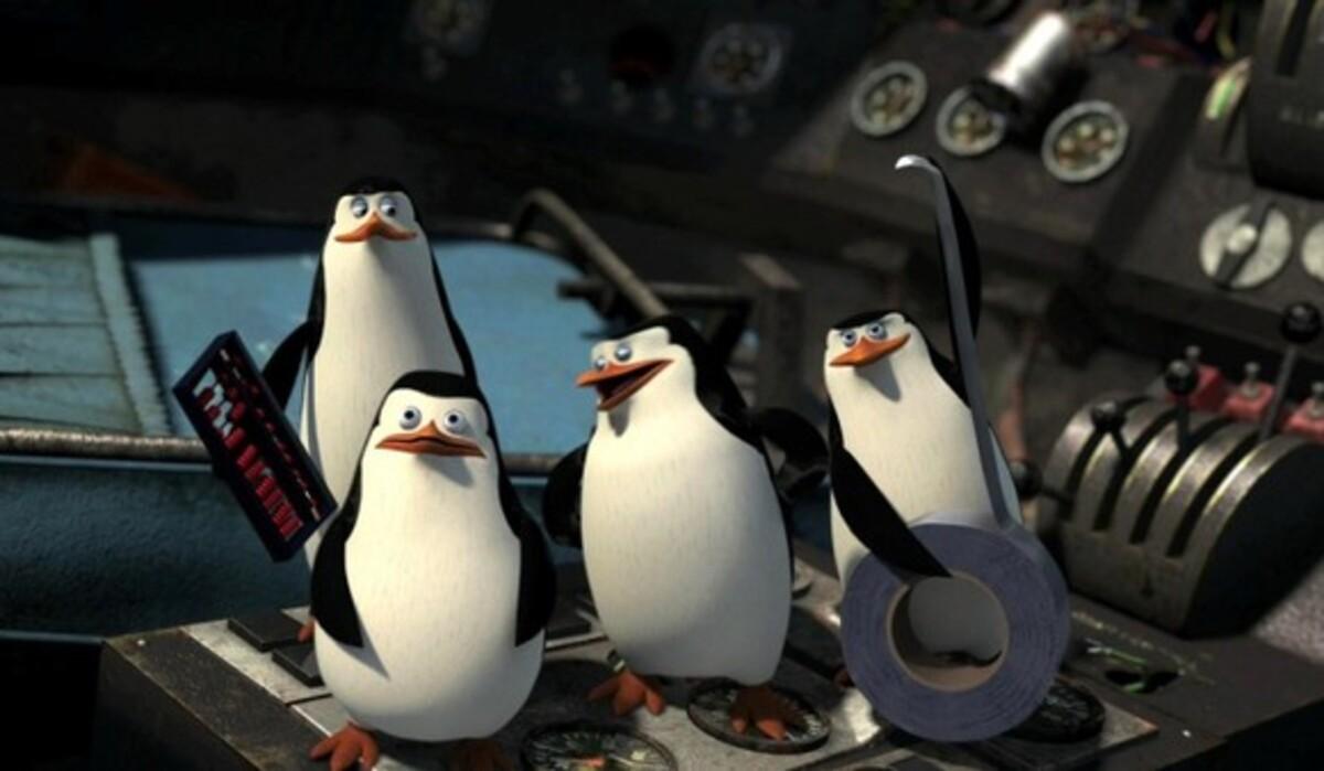 Пингвины из «Мадагаскара» получат собственный фильм