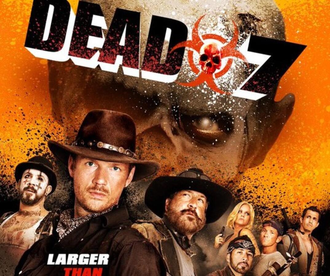 Участники Backstreet Boys и NSYNC снялись в вестерне про зомби
