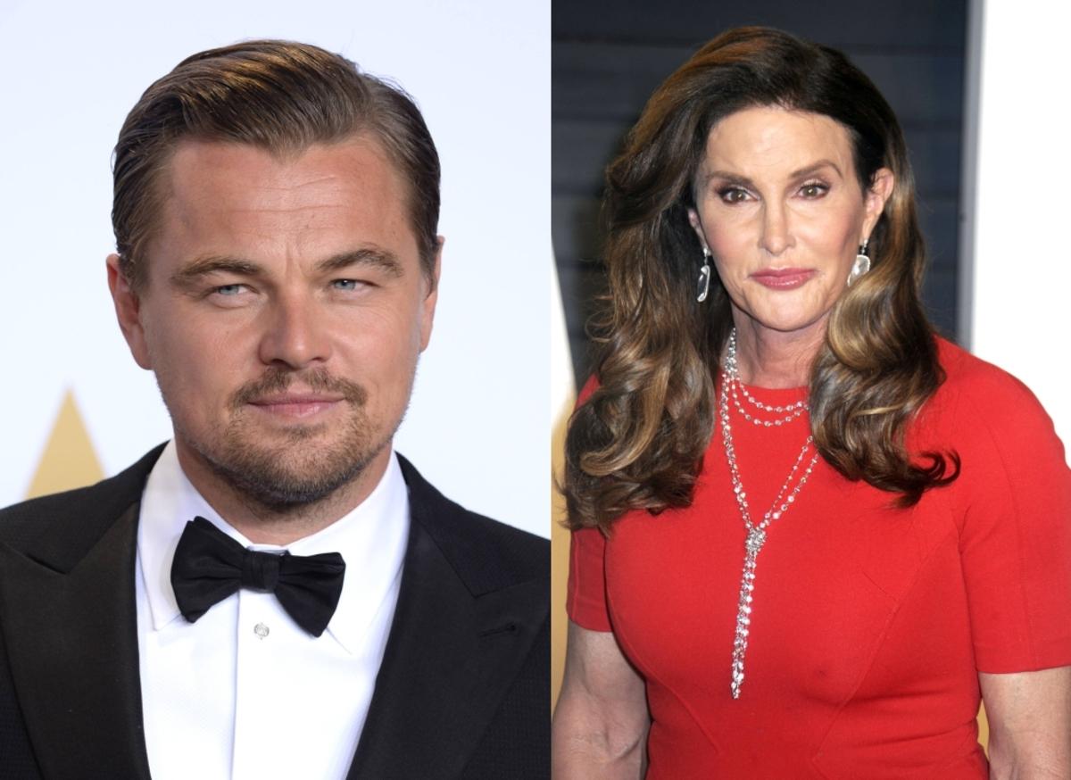 Кейтлин Дженнер и Леонардо ДиКаприо вошли в список самых  влиятельных знаменитостей по версии журнала Time