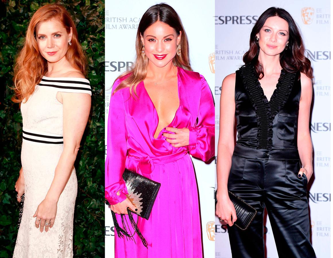 Фото: Эмма Стоун, Эдди Редмэйн, Эмилия Кларк и другие звезды на вечеринке перед церемонией BAFTA 2017