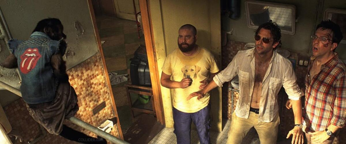 Новый кадр фильма «Мальчишник в Вегасе 2»