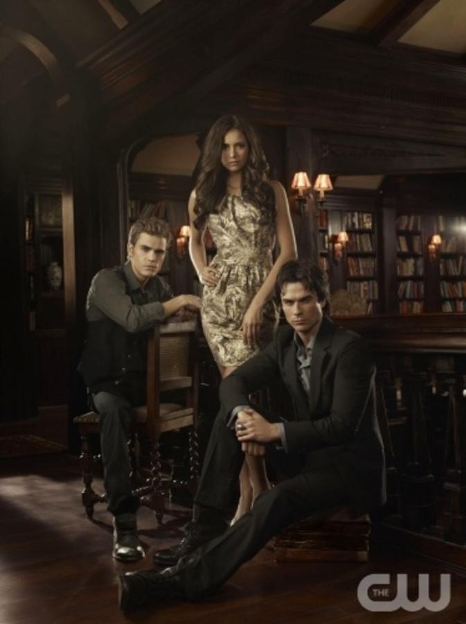 """Промо-ролик шестого эпизода сериала """"Дневник вампира"""""""