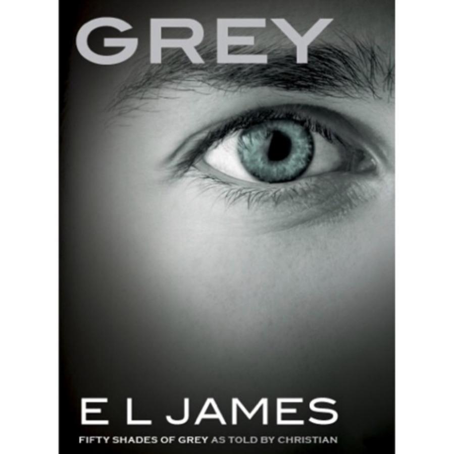 Э. Л. Джеймс выпускает продолжение трилогии «Пятьдесят оттенков серого» уже в этом месяце