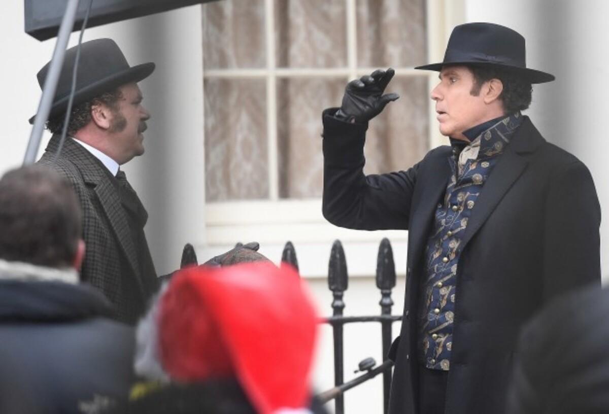 Комедия «Приключения Шерлока Холмса» с Уиллом Ферреллом обзавелась датой премьеры