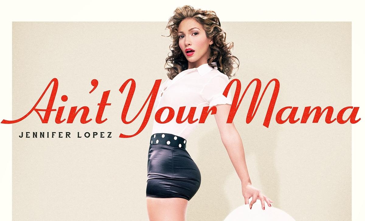 Дженнифер Лопес представила обложку нового сингла Ain't Your Mama