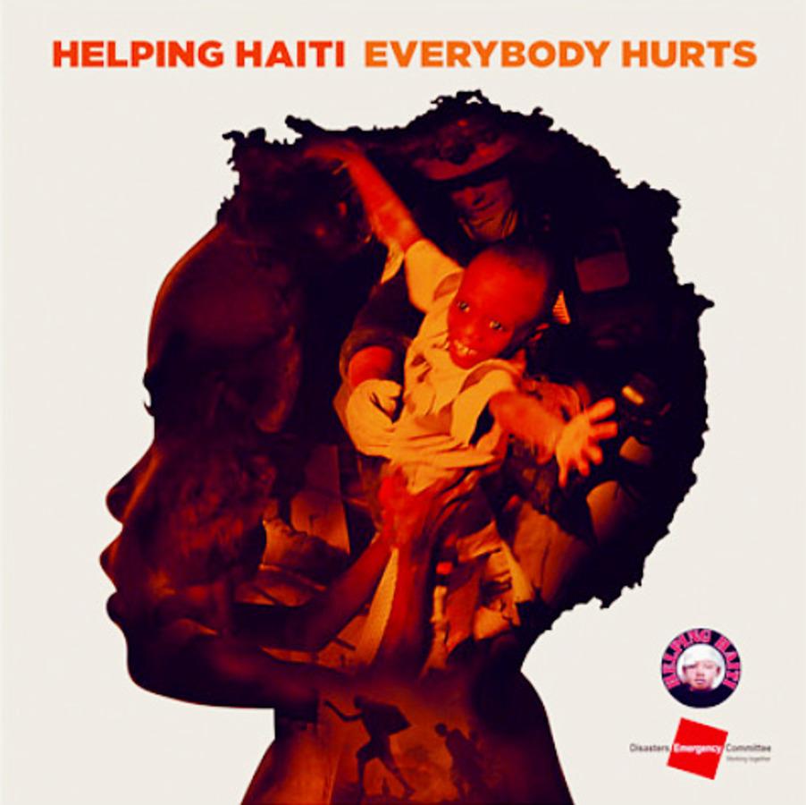 Новый клип «Everybody Hurts» для Гаити