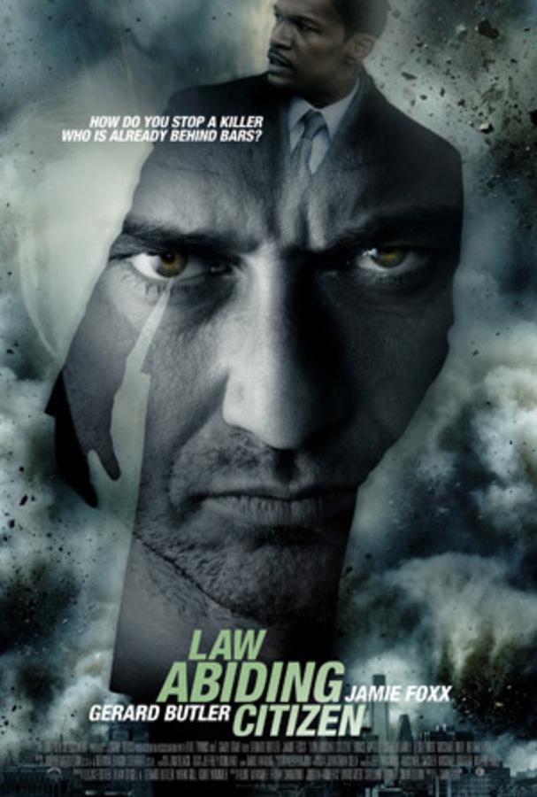 Трейлер фильма с Джерардом Батлером и Джейми Фоксом «Законопослушный гражданин»