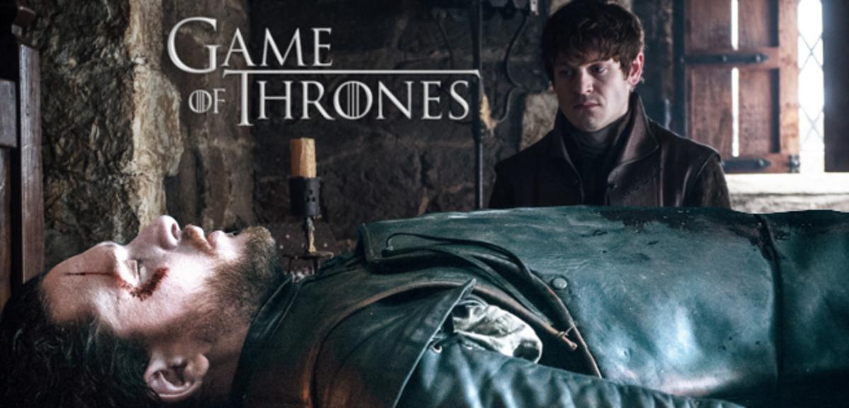 HBO опубликовал названия трех финальных серий 6 сезона «Игры престолов»
