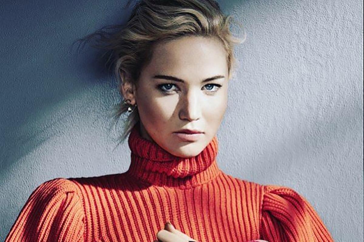 Дженнифер Лоуренс снялась в рекламе сумок Dior осень-зима 2016-2017
