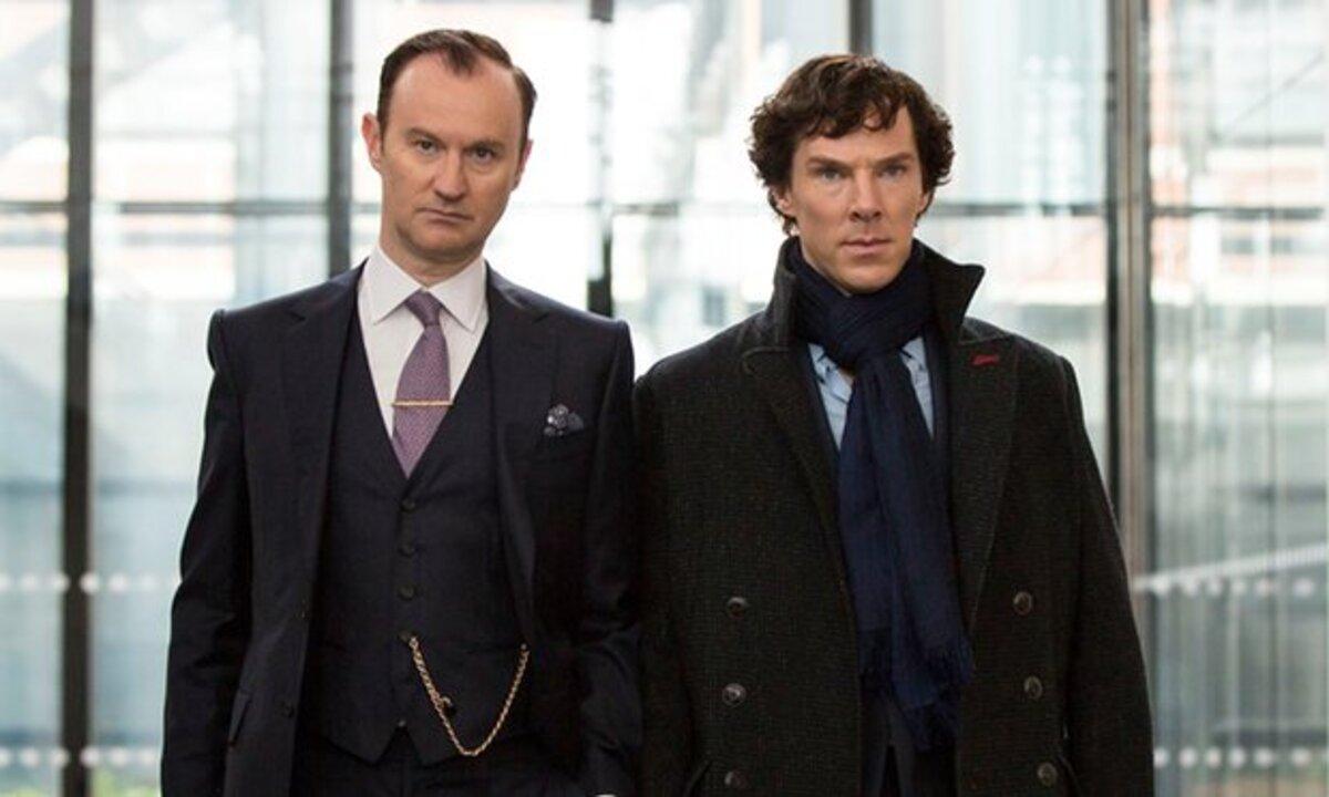 """Марк Гэтисс ответил на критику 4 сезона """"Шерлока"""""""