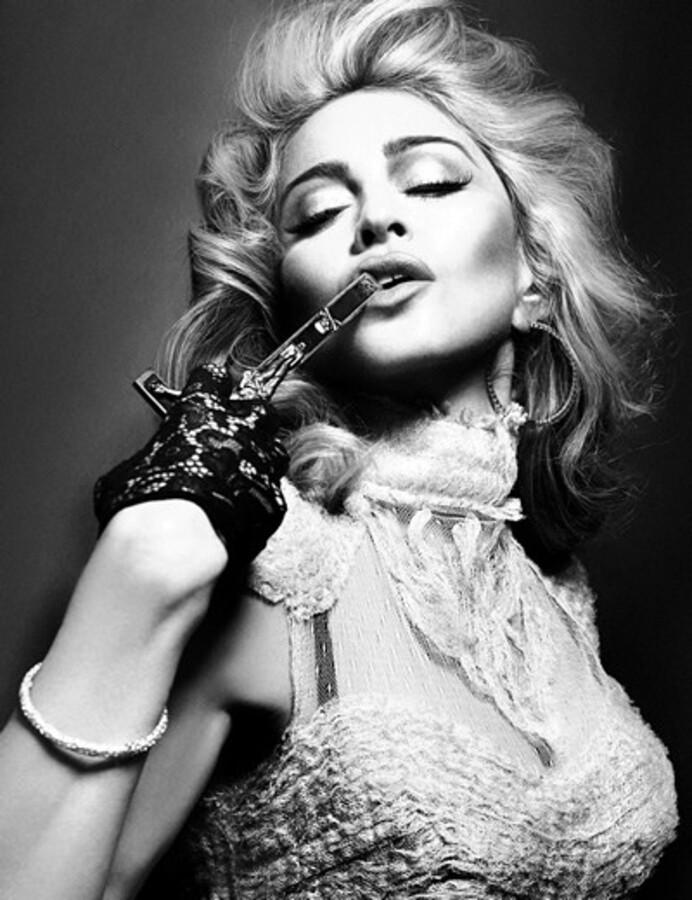 Новый фаворит Мадонны
