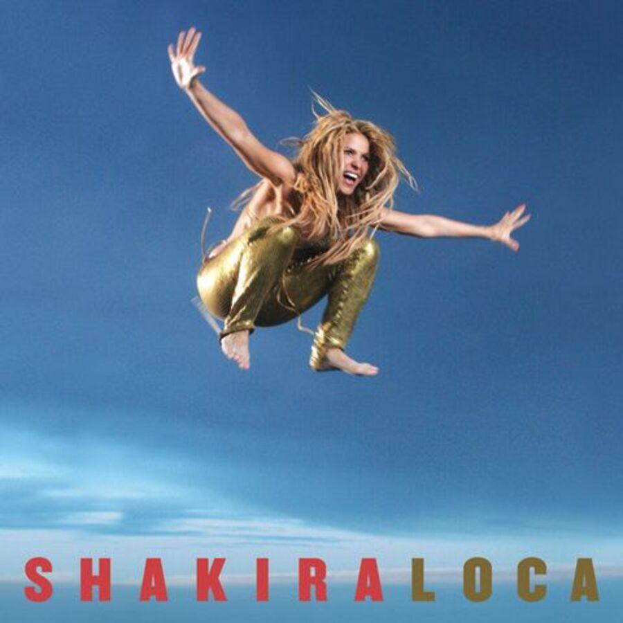 Новый клип Шакиры - Loca