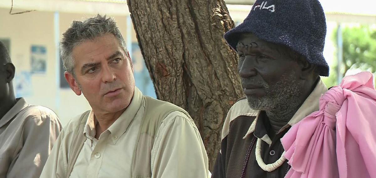 Джордж Клуни призывает к человечности