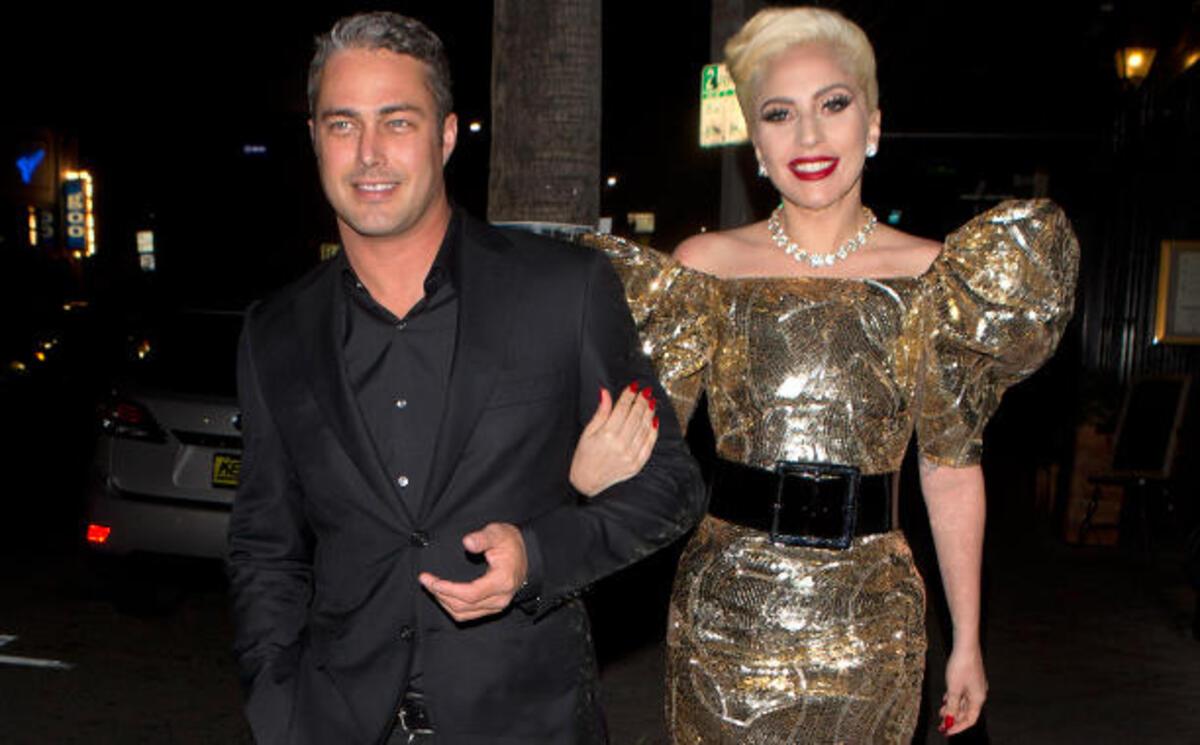 Фото: Леди Гага отпраздновала 30-летие с Тейлор Свифт и другими звездами
